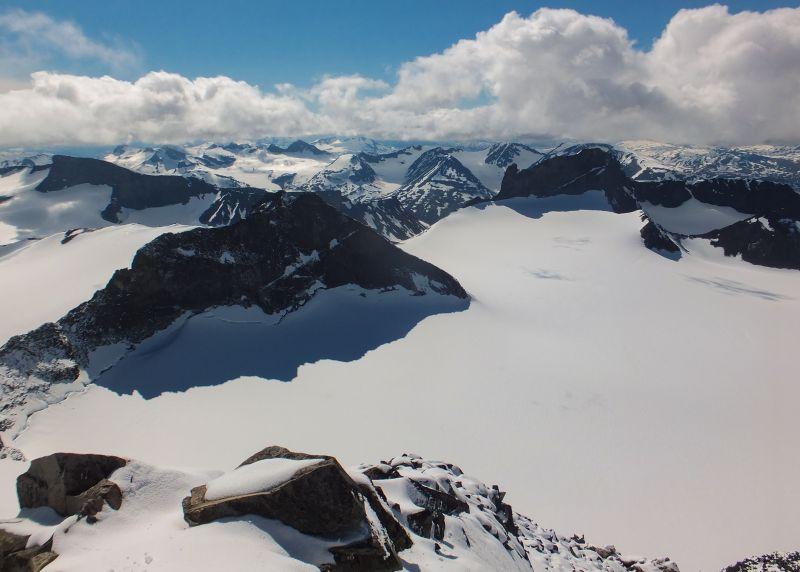 Lolkema Adventures Norway Galdhoppigen